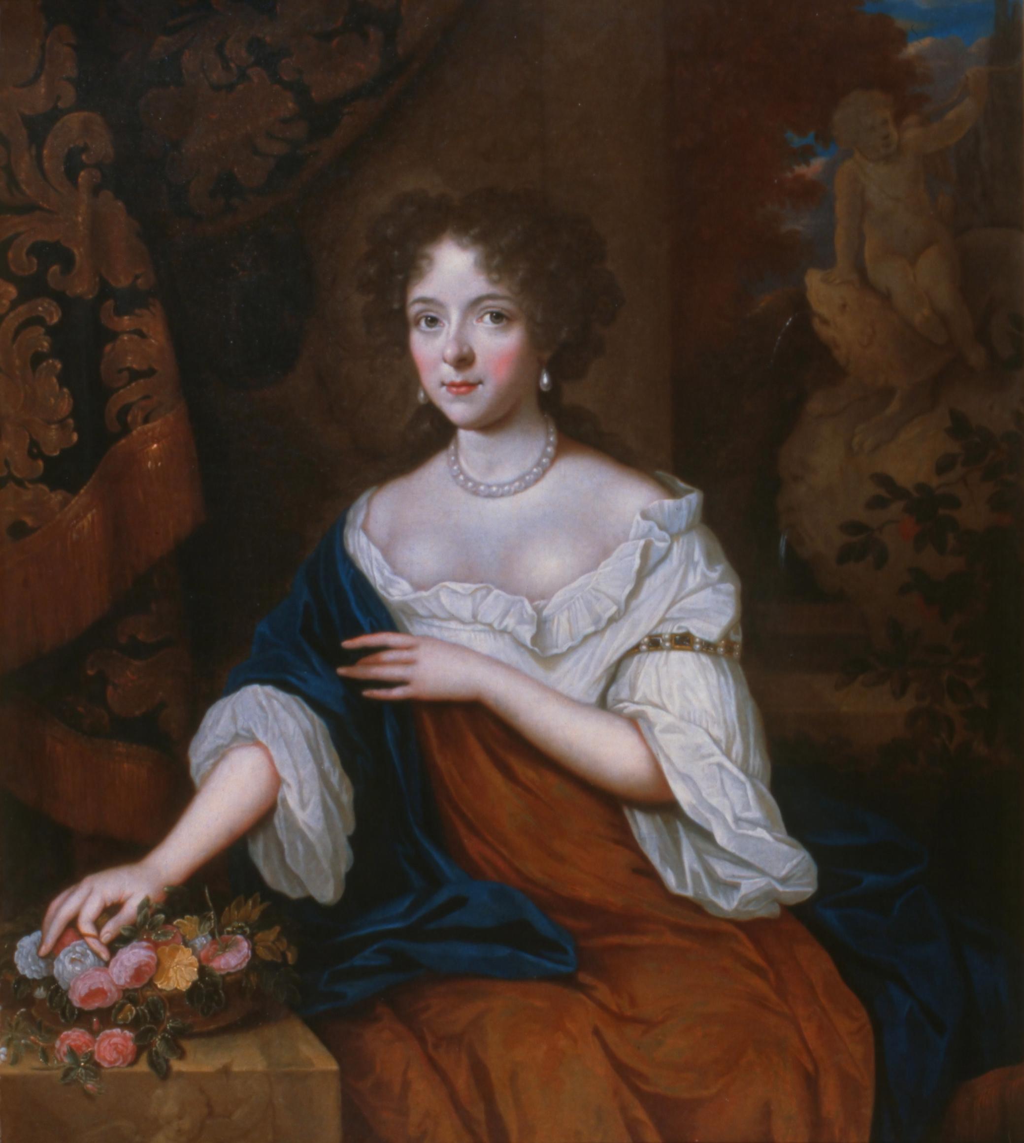 Maria Duyst van Voorhout (1662-1754)